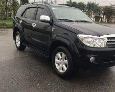 Cần bán Toyota Fortuner năm 2010, màu đen, 585tr giá 585 triệu tại Nghệ An