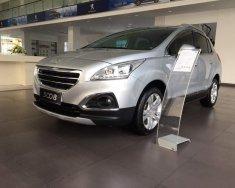 [Peugeot Bình Dương] 3008, màu bạc, sx 2015, mới 100%, trả trước 240tr (chỉ 1 chiếc tồn đời duy nhất) giá 859 triệu tại Bình Dương