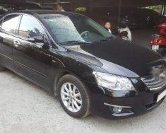 Cần bán gấp Toyota Camry 2.4 G đời 2007, màu đen, nhập khẩu, giá 487tr giá 487 triệu tại Tiền Giang