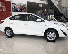 Bán ô tô Toyota Vios 2018, màu trắng, mới 100% giá 509 triệu tại Tp.HCM