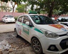Mình cần bán xe Hyundai Grand I10 bản đủ, hiện đang kinh doanh taxi giá 260 triệu tại Hà Nội
