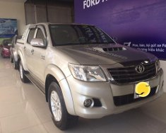 Cần bán xe Toyota Hilux 3.0G MT năm 2013, màu bạc, xe đẹp nguyên zin giá 528 triệu tại Tp.HCM