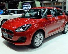 Cần bán Suzuki Swift GLX 2018, màu đỏ, nhập khẩu nguyên chiếc, giá chỉ 549 triệu giá 549 triệu tại Hà Nội