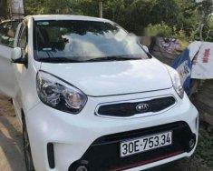 Bán xe Kia Morning Si đời 2017, màu trắng, giá 375tr giá 375 triệu tại Hà Nội