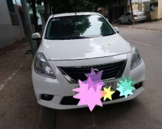 Bán Nissan Sunny sản xuất 2013, màu trắng chính chủ giá 339 triệu tại Hà Nội