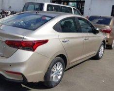 Cần bán Hyundai Accent 1.4AT đời 2018, màu vàng, giá tốt giá 510 triệu tại Tp.HCM
