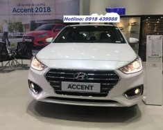 Bán xe Hyundai Accent AT sản xuất 2018, màu trắng, giá tốt giá 519 triệu tại Tp.HCM