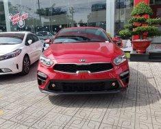 Cần bán Kia Cerato SAT số tự động Base sản xuất 2018, màu đỏ, giá tốt giá 589 triệu tại Tp.HCM