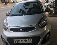 Cần bán gấp Kia Morning Van 1.0 AT năm sản xuất 2012, màu bạc, nhập khẩu Hàn Quốc   giá 242 triệu tại Hà Nội