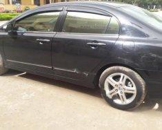 Cần bán Honda Civic 2.0 AT năm sản xuất 2008, màu đen như mới giá cạnh tranh giá 390 triệu tại Lâm Đồng