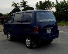 Xe Daihatsu Citivan năm sản xuất 2000, màu xanh lam chính chủ giá 90 triệu tại Hà Nội