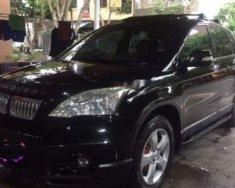 Cần bán xe Honda CR V 2.0 AT đời 2009, màu đen xe gia đình giá 550 triệu tại Đà Nẵng