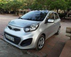 Cần bán xe Kia Morning đời 2013, màu bạc, giá chỉ 238 triệu giá 238 triệu tại Hà Nội