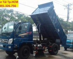 Bán xe ben Thaco FD850, tải trọng 8 tấn, ga điện, Euro 4 giá 650 triệu tại Tp.HCM