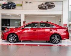 Cần bán Kia Cerato 1.6 AT sản xuất 2018, màu đỏ giá 634 triệu tại Hà Nội
