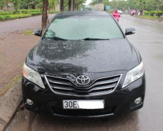 Bán ô tô Toyota Camry 2.5 XLE năm sản xuất 2009, màu đen, nhập khẩu giá 800 triệu tại Hà Nội