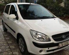 Cần bán lại xe Hyundai Getz 1.1 MT đời 2009, màu trắng, giá tốt giá 188 triệu tại Đắk Lắk