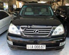 Cần bán xe Lexus GX 470 sản xuất năm 2007, màu đen, xe nhập giá 1 tỷ 370 tr tại Tp.HCM