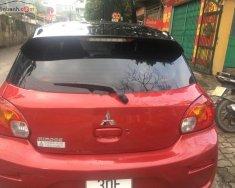 Cần bán lại xe Mitsubishi Mirage Cvt đời 2017, màu đỏ, nhập khẩu số tự động giá cạnh tranh giá 380 triệu tại Phú Thọ