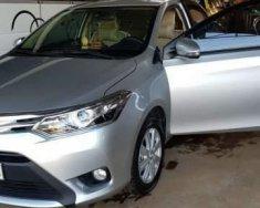 Cần bán gấp Toyota Vios đời 2017, màu bạc, 600 triệu giá 600 triệu tại Đắk Lắk
