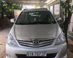 Bán Toyota Innova đời cuối 2007, màu bạc, biển số thành phố, số sàn giá 260 triệu tại Tp.HCM