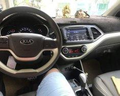 Cần bán lại xe Kia Morning SI 1.25 AT 2018, màu đen, giá 372tr giá 372 triệu tại Tp.HCM