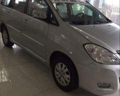 Cần bán gấp Toyota Innova 2007, màu bạc, giá tốt giá 210 triệu tại Bình Dương