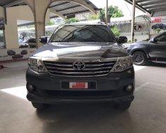 Toyota Fortuner V sản xuất 2012, màu xám (ghi), máy xăng giá 715 triệu tại Tp.HCM