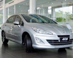 [Peugeot Bình Dương] 408 Deluxe, màu bạc, xe châu âu mới 100% chỉ 670tr, trả trước 190tr lấy xe (1 chiếc duy nhất) giá 670 triệu tại Bình Dương