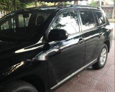 Bán xe Toyota Highlander sản xuất 2013, màu đen, nhập khẩu  giá Giá thỏa thuận tại Nghệ An