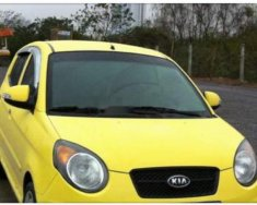 Bán ô tô Kia Morning 1.1 AT sản xuất năm 2010, màu vàng, nhập khẩu giá 225 triệu tại Hà Nội