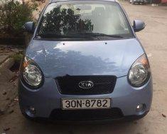 Cần bán xe Kia Morning SLX 1.0 AT sản xuất 2008, màu xanh lam, nhập khẩu nguyên chiếc   giá 220 triệu tại Quảng Ninh