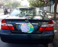 Cần bán xe Toyota Camry 3.0V sản xuất năm 2002, màu xanh lam số tự động giá 335 triệu tại Đồng Nai