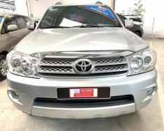 Bán Toyota Fortuner V 4x4 sản xuất năm 2011, màu bạc, giá hấp dẫn giá 620 triệu tại Tp.HCM