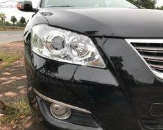 Cần bán Toyota Camry 2.4G năm sản xuất 2008, màu đen như mới giá 546 triệu tại Hà Nội