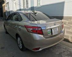 Cần bán xe Toyota Vios 1.5G AT đời 2017, màu vàng cát giá 570 triệu tại Tp.HCM