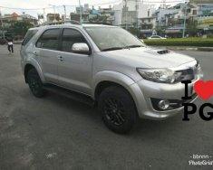 Cần bán xe Toyota Fortuner G sản xuất 2016, màu bạc, giá 879tr giá 879 triệu tại Tp.HCM