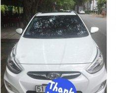 Cần bán xe Hyundai Accent 1.4AT đời 2014, màu trắng, nhập khẩu nguyên chiếc chính chủ giá 425 triệu tại Tp.HCM