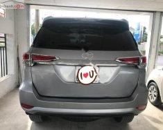 Cần bán xe Toyota Fortuner 2.5G đời 2016, màu bạc giá 1 tỷ 20 tr tại Tp.HCM