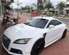 Bán Audi TT S Sport sản xuất năm 2010, xe thể thao 2 cửa, bô thể thao, màu trắng giá 830 triệu tại Bình Định