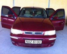 Bán xe 5 chỗ Fiat Albea 2007-HLX 1.6 màu đỏ đô, loại xe cao cấp của Ý, xe gia đình, công chức xài kỹ như mới giá 170 triệu tại Tp.HCM