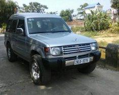 Cần bán xe Mitsubishi Pajero đời 1996, màu bạc, xe nhập giá 78 triệu tại Hà Nội