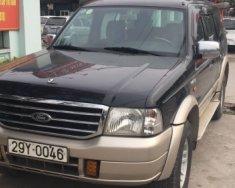 Cần bán lại xe Ford Everest MT sản xuất 2006, màu đen  giá 320 triệu tại Hà Nội