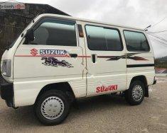 Cần bán gấp Suzuki Blind Van đời 2003, màu trắng, giá chỉ 130 triệu giá 130 triệu tại Lạng Sơn