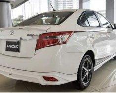 Cần bán Toyota Vios 1.5 E đời 2019, màu trắng, giá 607tr giá 607 triệu tại Đồng Nai