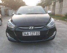 Bán Hyundai Accent sản xuất 2015, màu đen, nhập khẩu nguyên chiếc giá 459 triệu tại Hà Nội