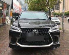 Cần bán xe Lexus LX sản xuất 2018, màu xám, giá tốt giá 3 tỷ 700 tr tại Hà Nội
