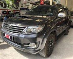 Cần bán Toyota Fortuner máy dầu, xe gia đình, màu xám đời 2015 giá 890 triệu tại Tp.HCM