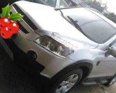 Cần bán gấp Chevrolet Captiva năm 2007, màu bạc, giá chỉ 275 triệu giá 275 triệu tại Đồng Nai