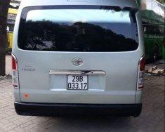 Bán Toyota Hiace 16 chỗ, đời 2008, máy dầu, ngân hàng thanh lý xe chạy cực ít giá 310 triệu tại Hà Nội